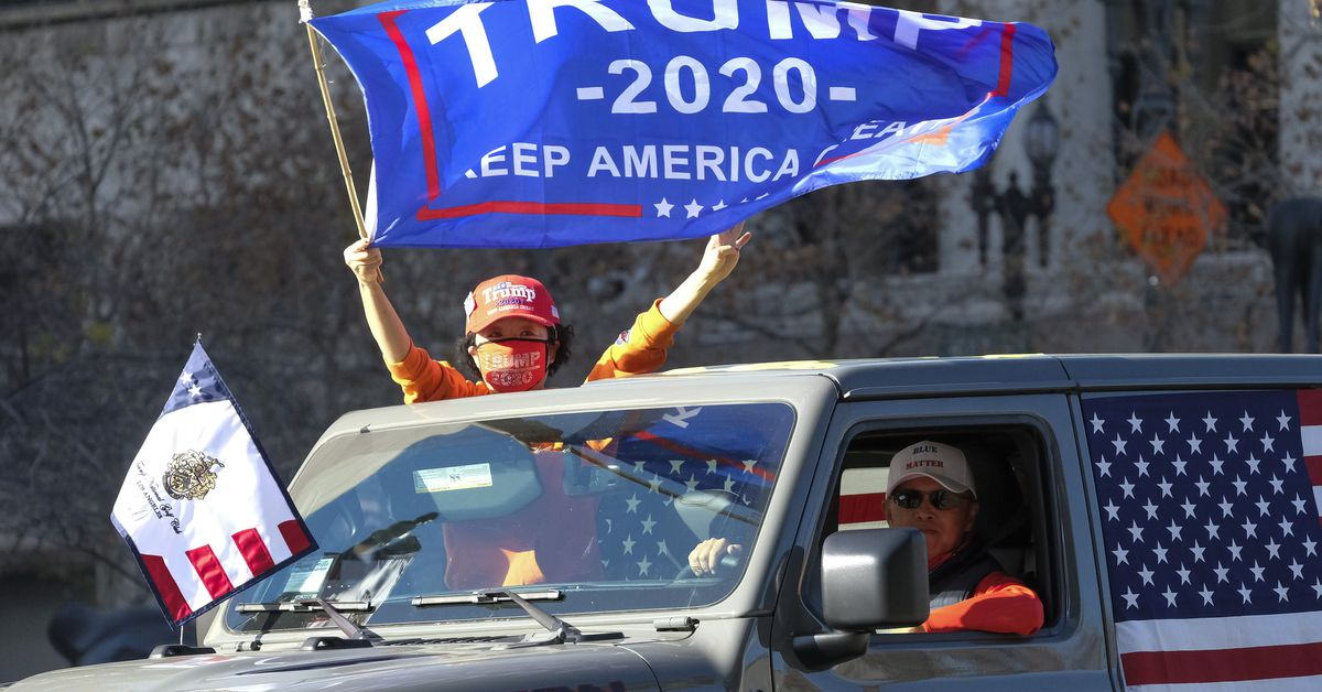 Trump supporters breach Capitol in worst display of 'petro-masculinity' yet