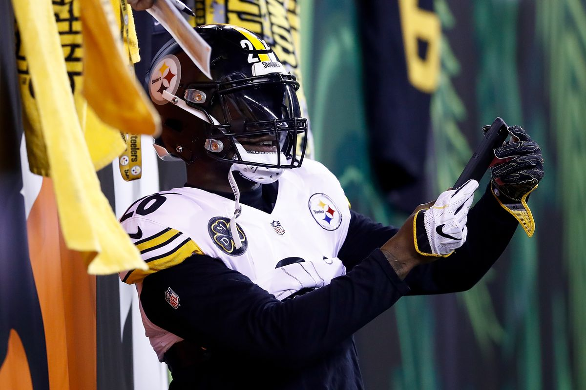 6b400445 Steelers odds of trading Le'Veon Bell to the Eagles improved on ...
