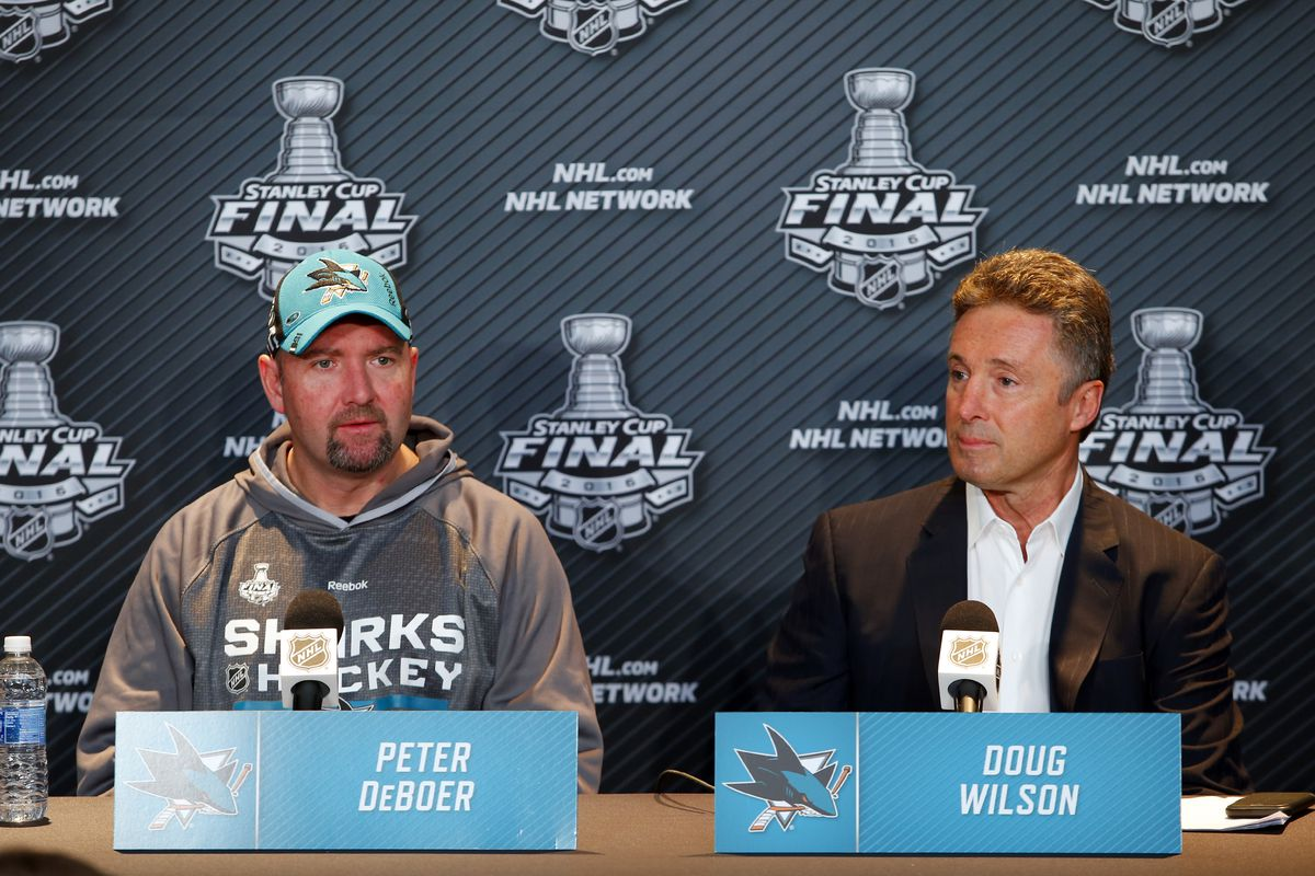 NHL Stanley Cup Final - Media Day