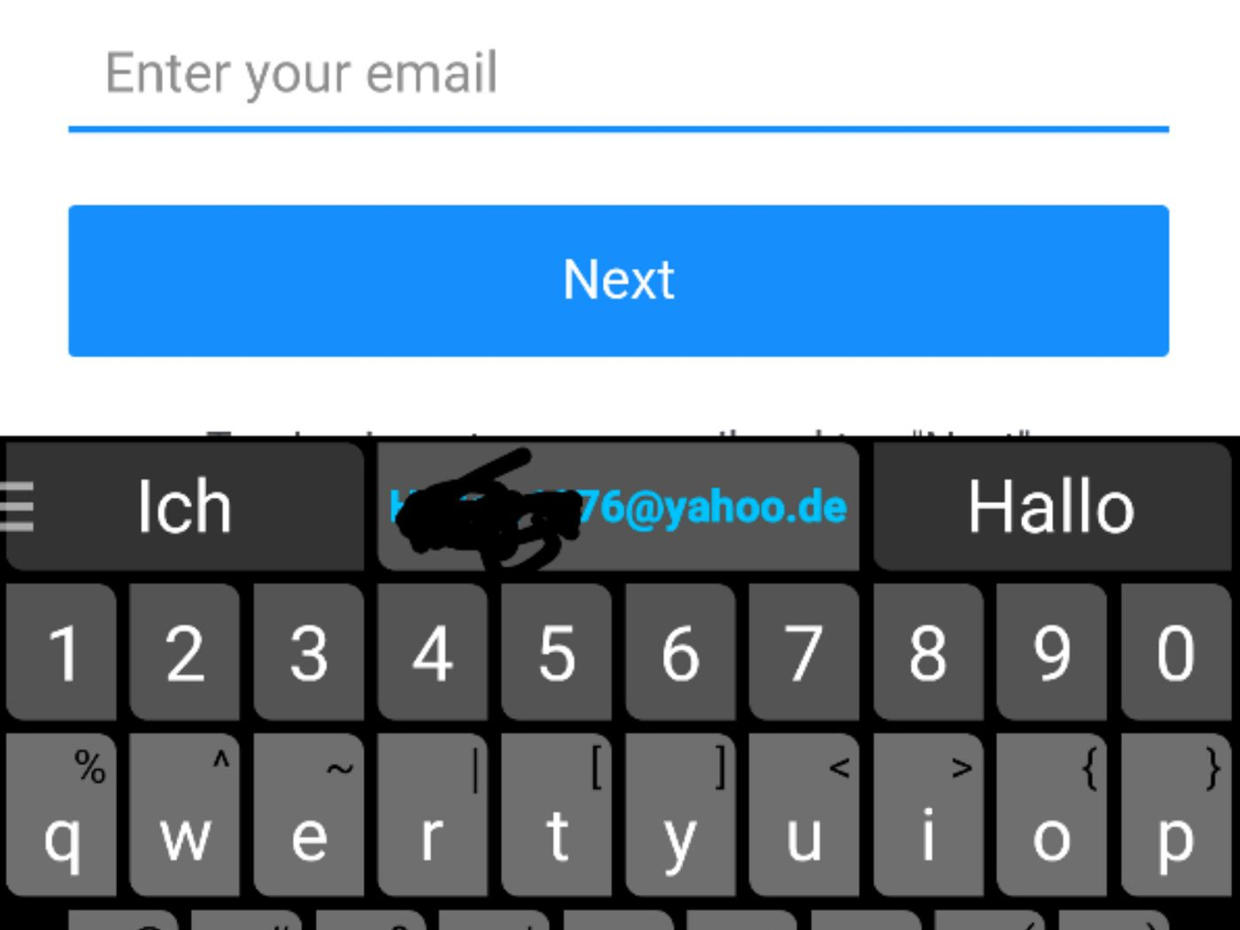 Swiftkey Bug Leaked Emails And Other Personal Information The Verge