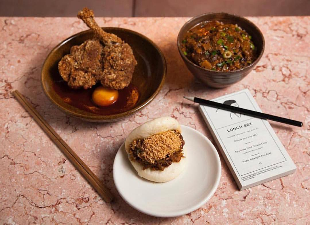 Bao, one of London's most anticipated 2019 restaurant openings
