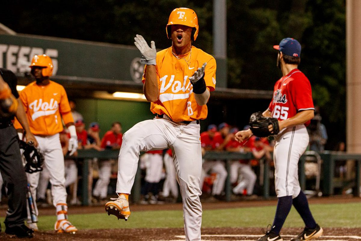 NCAA Baseball Tournament Projections: Tennessee Vols Firmly In