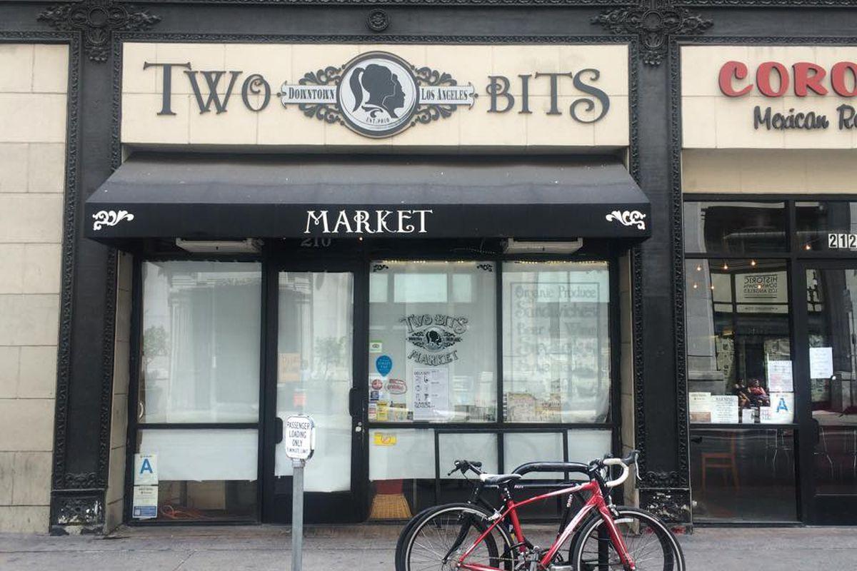 Two Bits Market, Downtown