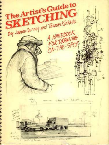 The Artist's Guide to Sketching by James Gurney
