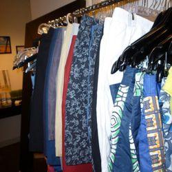 Ondia and Bantu board shorts for men