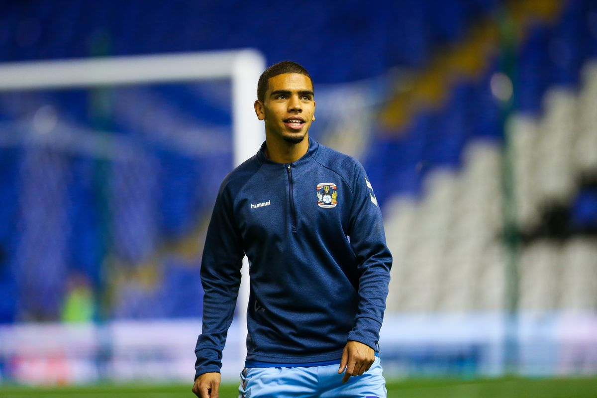 Coventry City v Fleetwood Town - Sky Bet League One - St Andrews Stadium