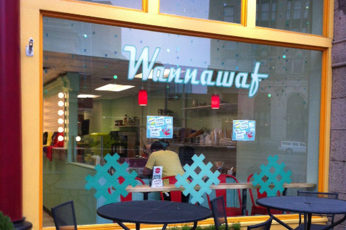 Wannawaf in Portland.