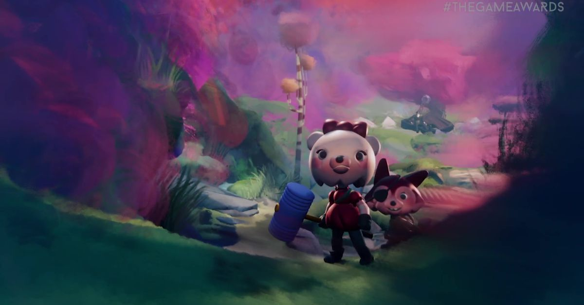 Dreams, from the makers of LittleBigPlanet, has a new