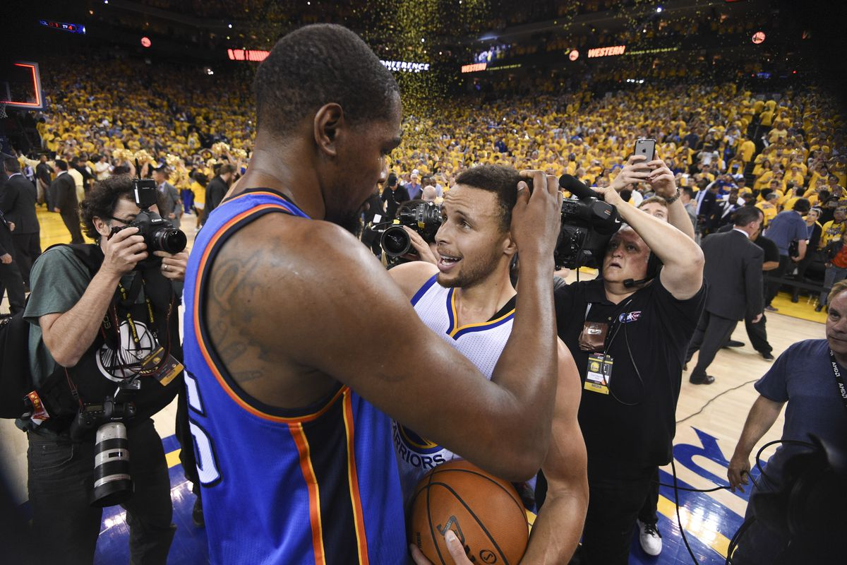 check out 7bac2 62482 Kevin Durant joins the Golden State Warriors
