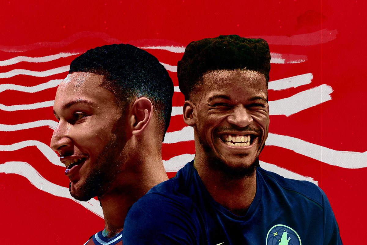 buy online 2501f 740ca Jimmy Butler to the 76ers: Both sides need each other, now ...