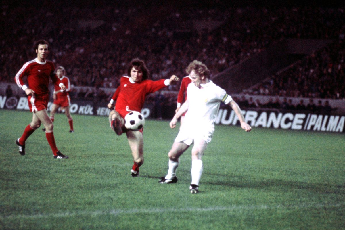 Soccer - European Cup - Final - Bayern Munich v Leeds United