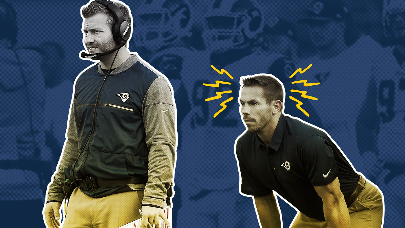 The Los Angeles Rams' Sean McVay Has the Super Bowl's Worst Accessory
