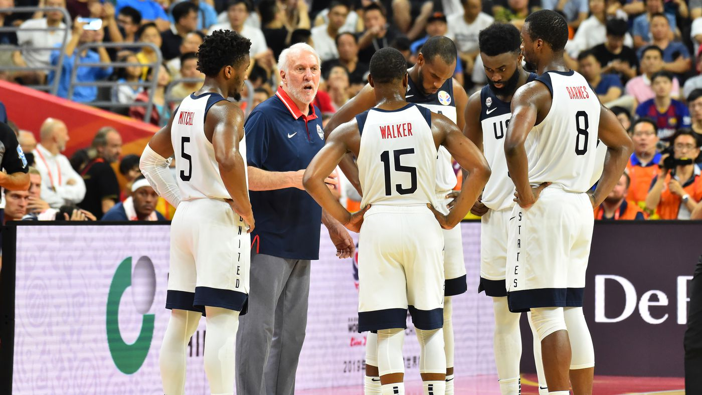 'Group Chat': France Eliminates Team USA From the FIBA World Cup. What Now?