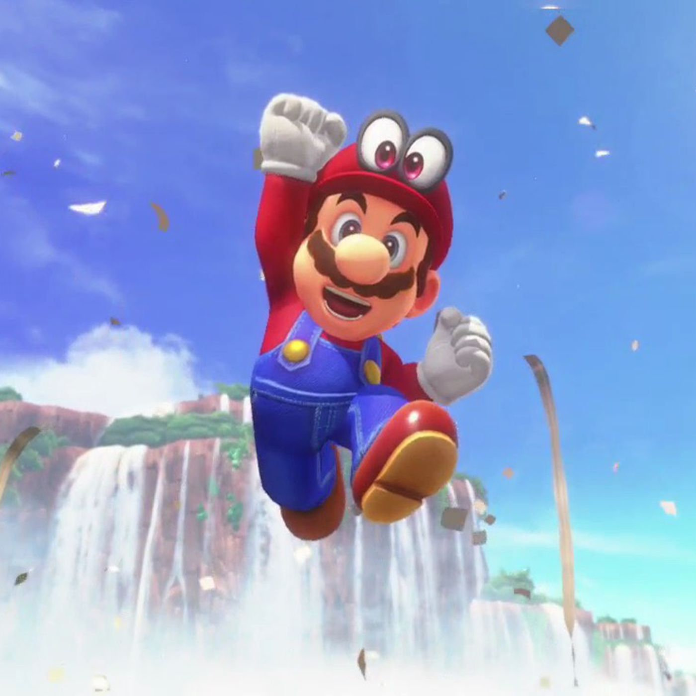 Super Mario Odyssey Is The Fastest Selling Mario Game In The U S