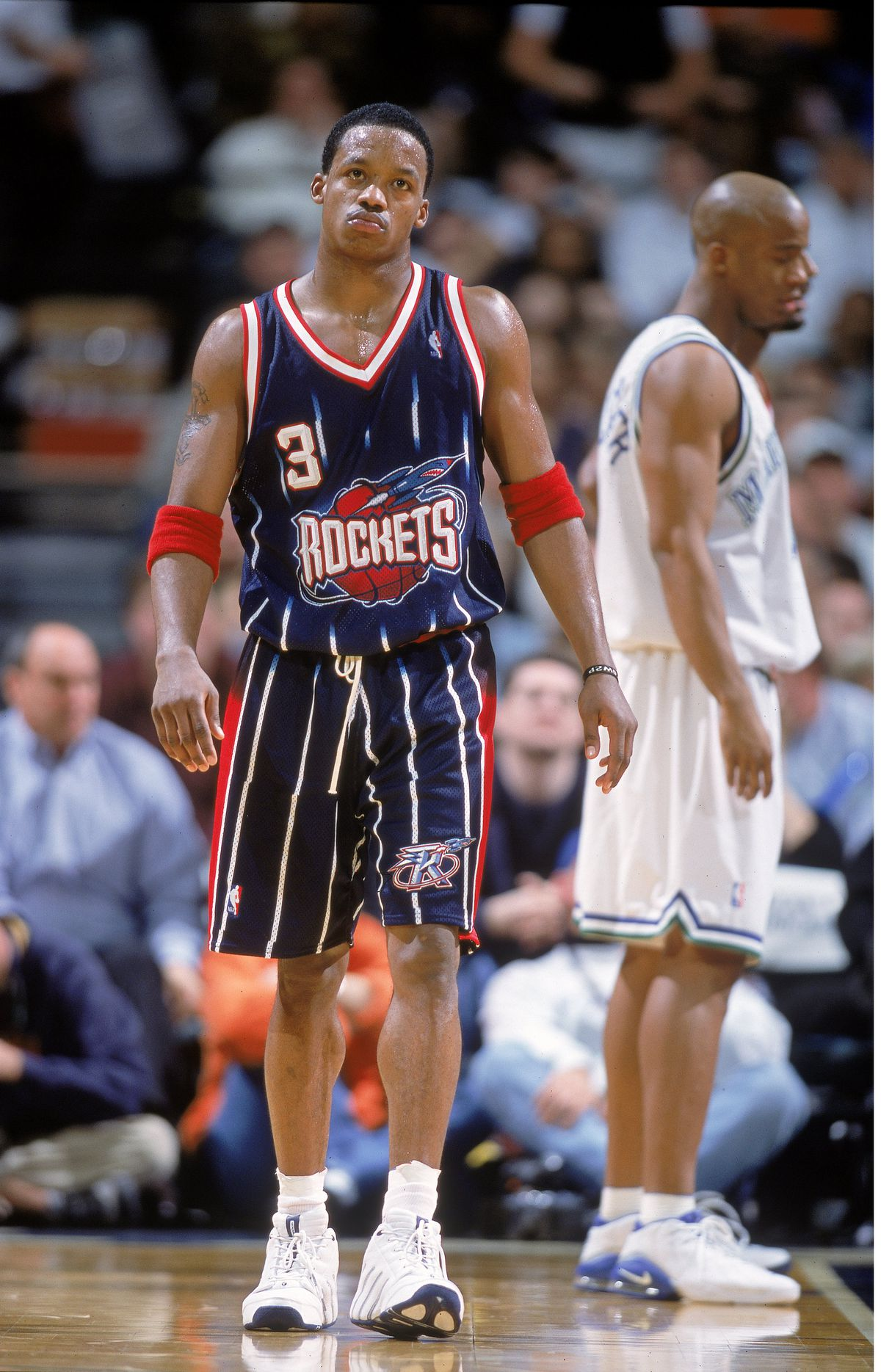 "Top 10 Houston Rockets ""Could Have Beens""   4 - Steve Francis - The ... ef30de90a"