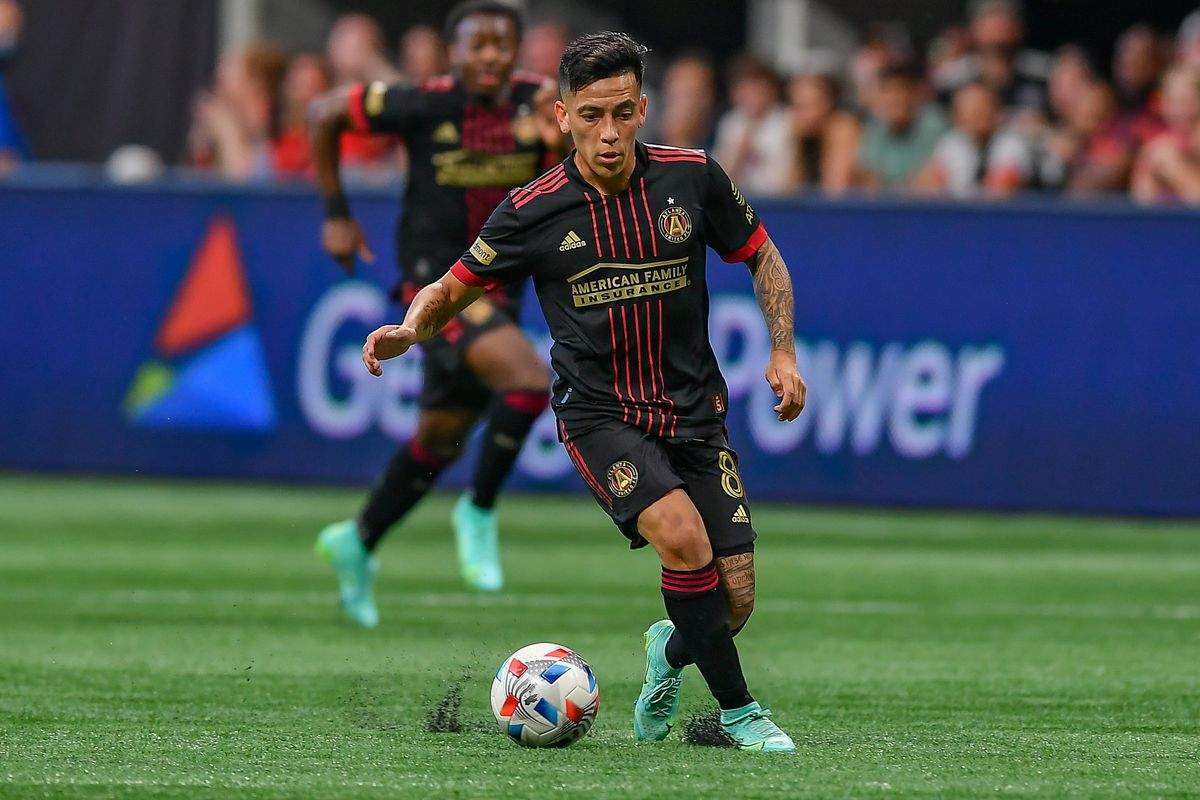 SOCCER: JUN 27 MLS - New York Red Bulls at Atlanta United FC