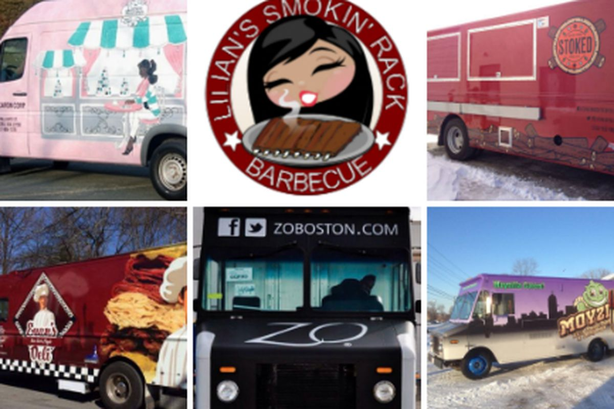 Miami Food Trucks Schedule Today