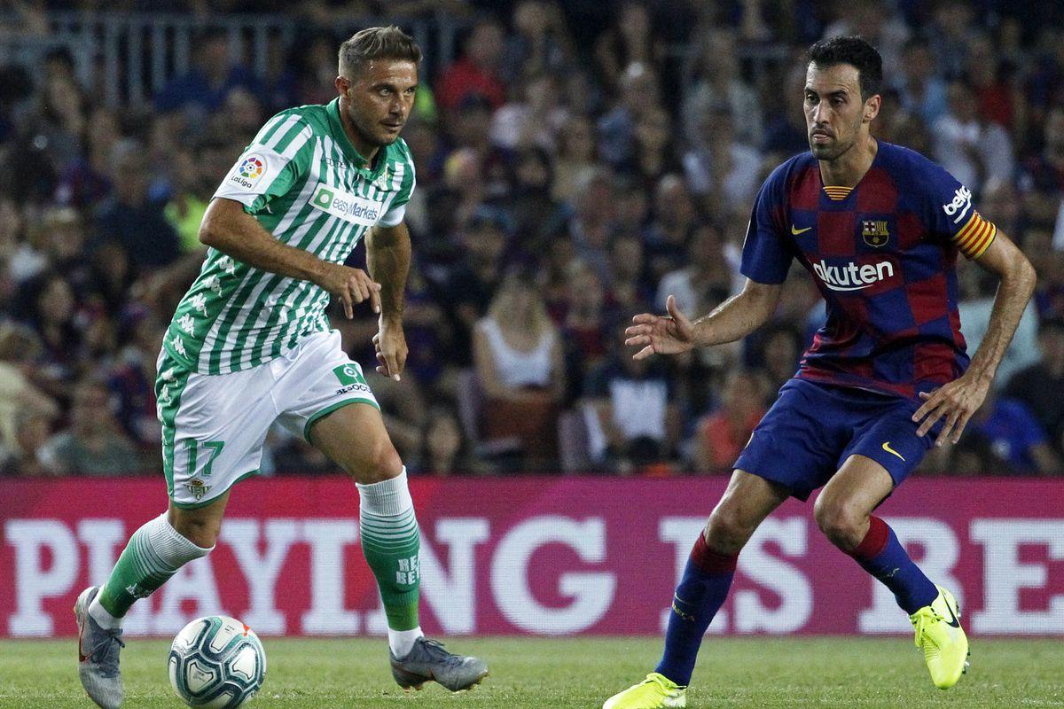 FC Barcelona v Real Betis - Liga