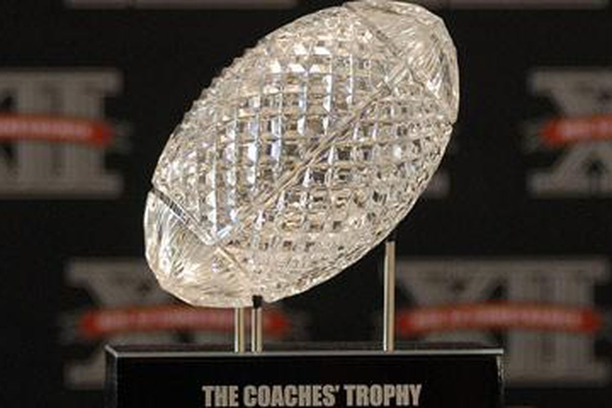 Thje 2012 Big 12 football schedule has been released.