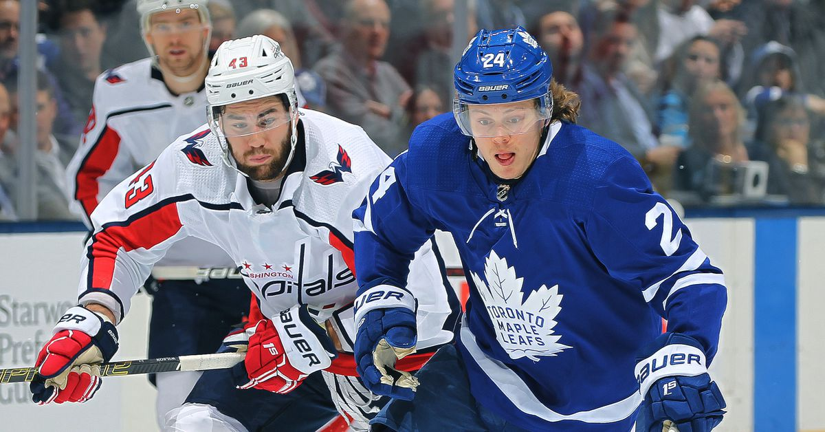 Recap: Leafs lose 3-2 in a game I couldn't possibly hate more