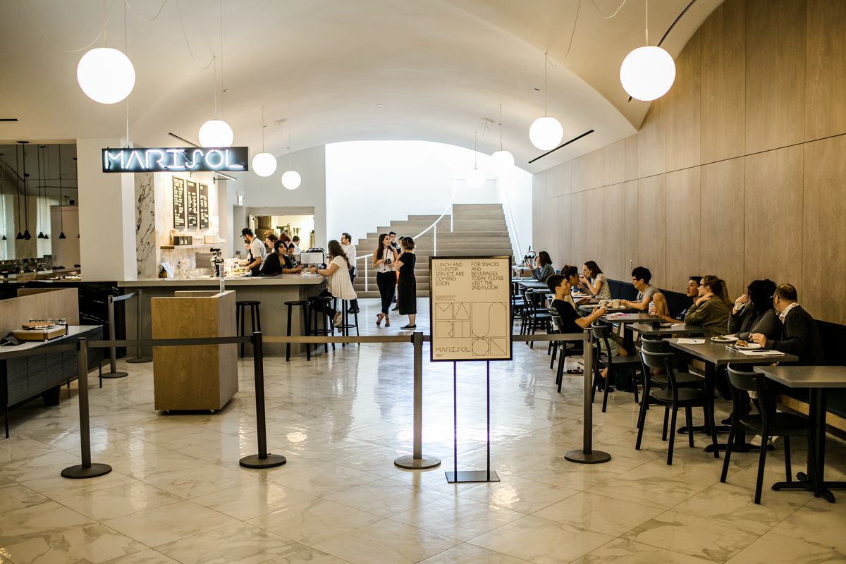 Top MCA Debuts New Metric Coffee Bar off Michigan Avenue - Eater Chicago FE27