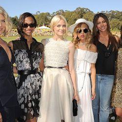Ali Larter, Zoe Saldana, Jamie King, Rachel Zoe Sofia Vergara and Camilla Belle. Photo by Getty Images