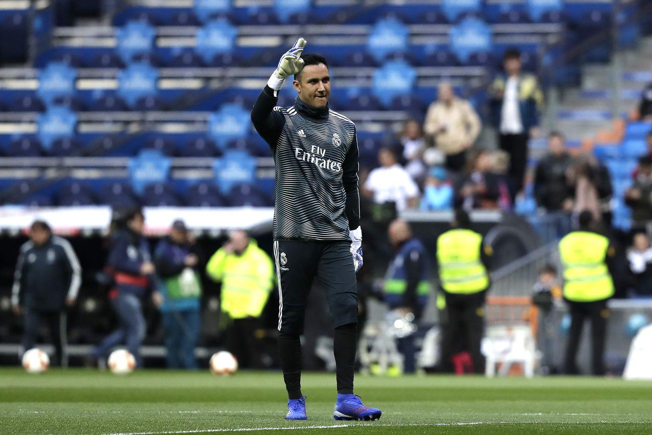 CONFIRMED lineups: Leganes vs Real Madrid 2019 La Liga