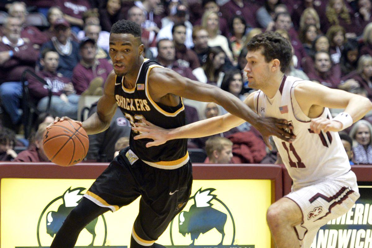 NCAA Basketball: Wichita State at Southern Illinois