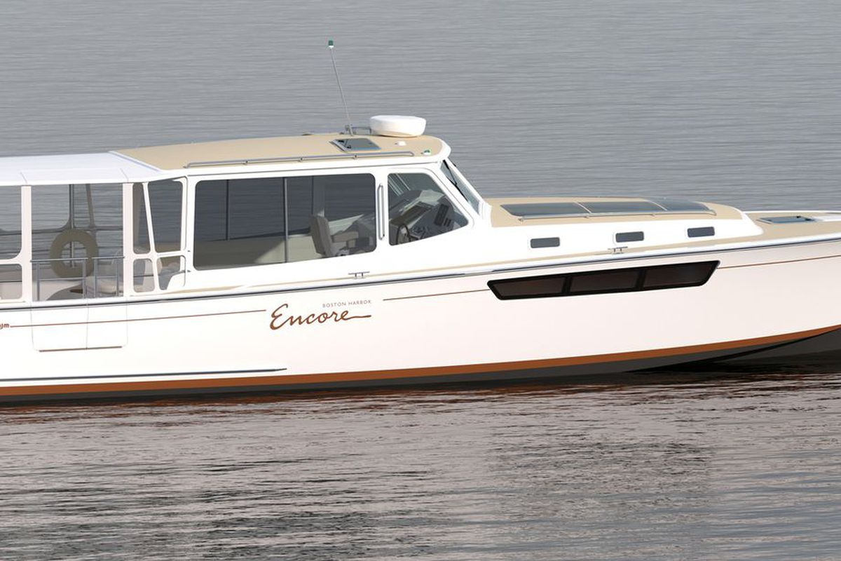 Encore Boston Harbor ferry service to cost up to $7 a ride