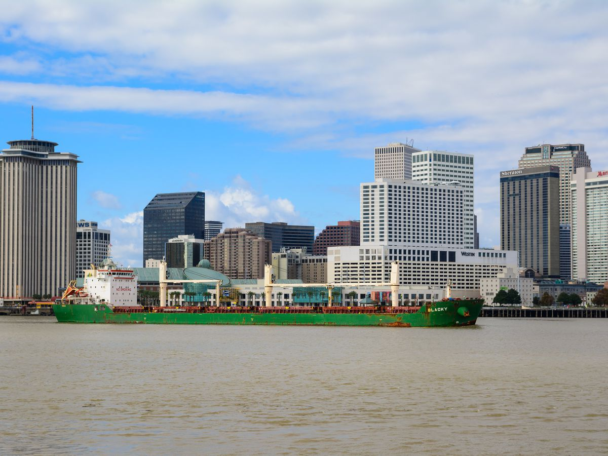 Here are 8 essentials New Orleans spots to visit by bike - Curbed ...