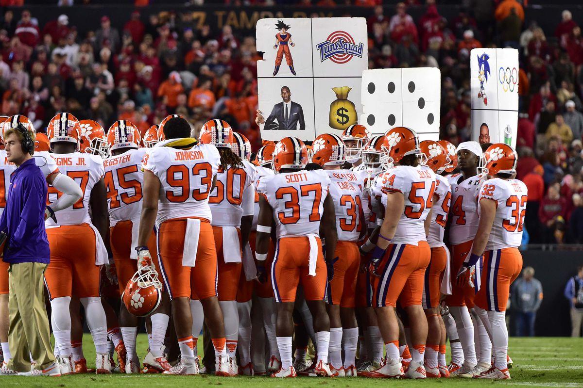 NCAA Football: CFP National Championship-Clemson vs Alabama