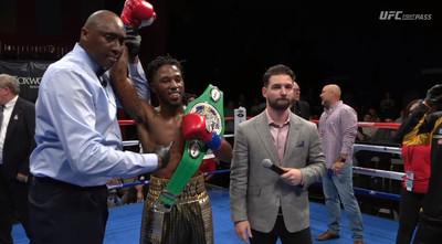 Screen Shot 2019 05 17 at 9.06.56 PM  2  - Broadway Boxing: Mykquan Williams wins main event, Elijah Pierce upsets Irvin Gonzalez