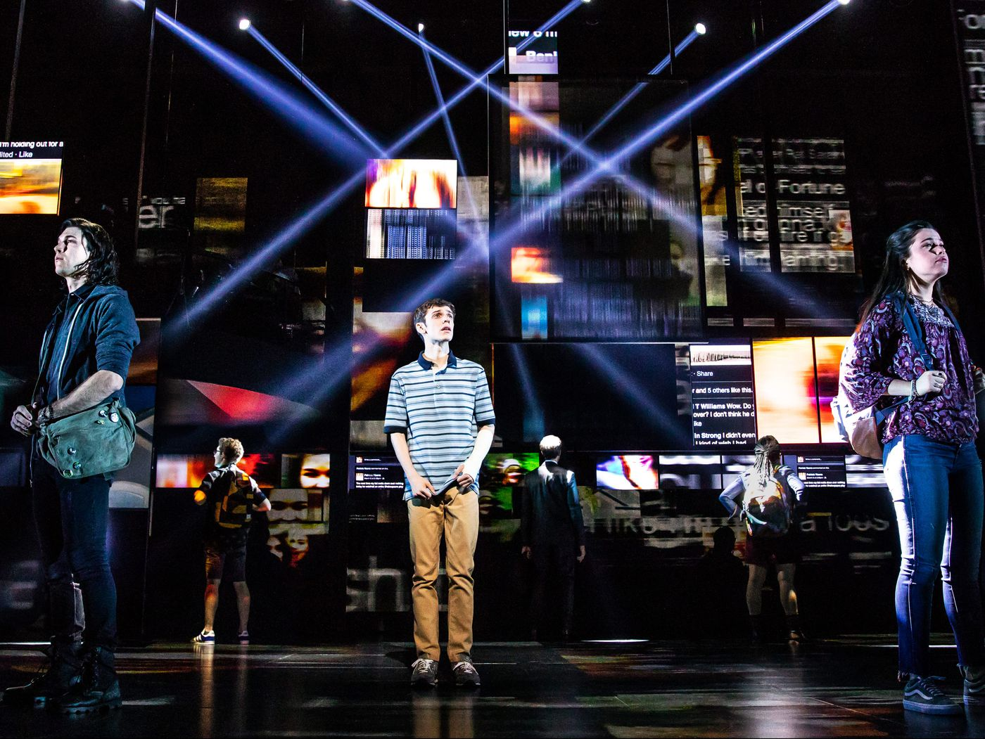 Dear Evan Hansen' review: Musical mulls over the price of acceptance