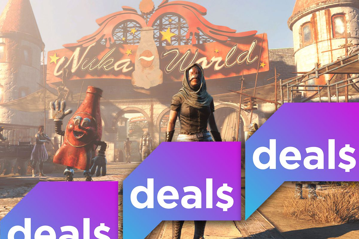 Fallout sale, Xbox One bundle, free games in June and more