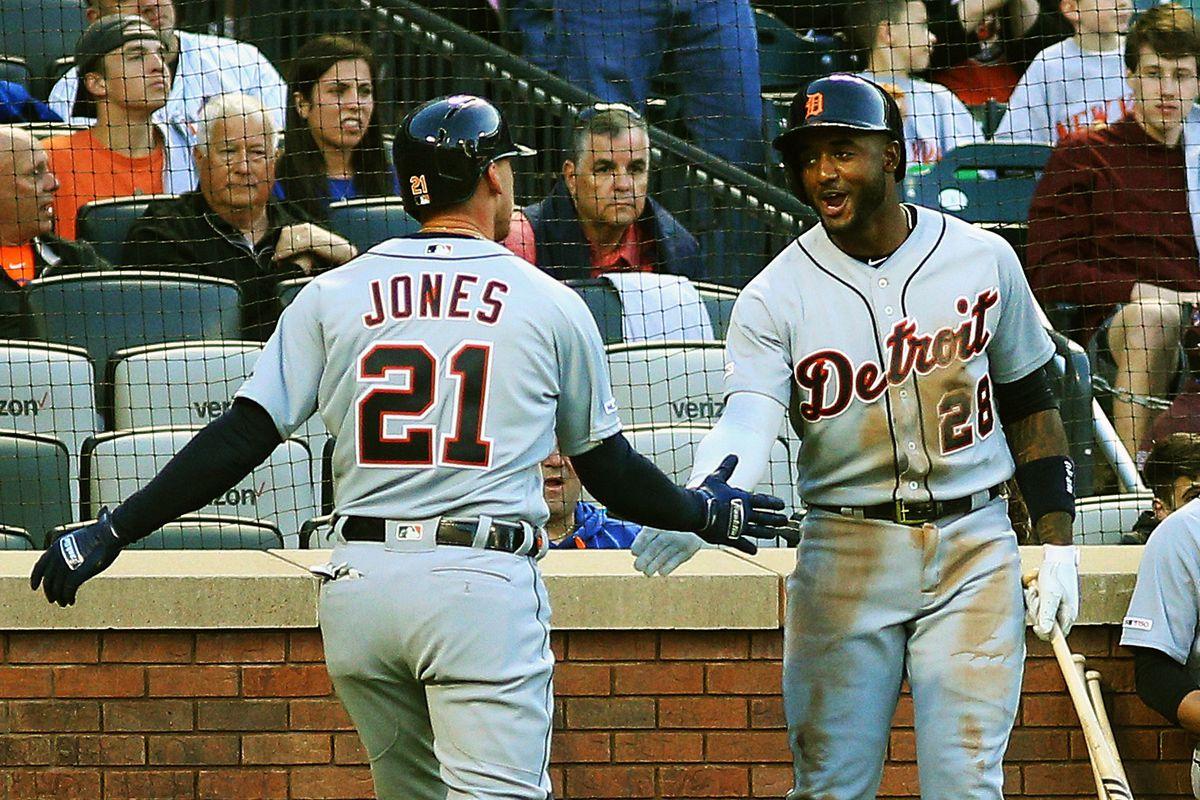 MLB: Detroit Tigers at New York Mets