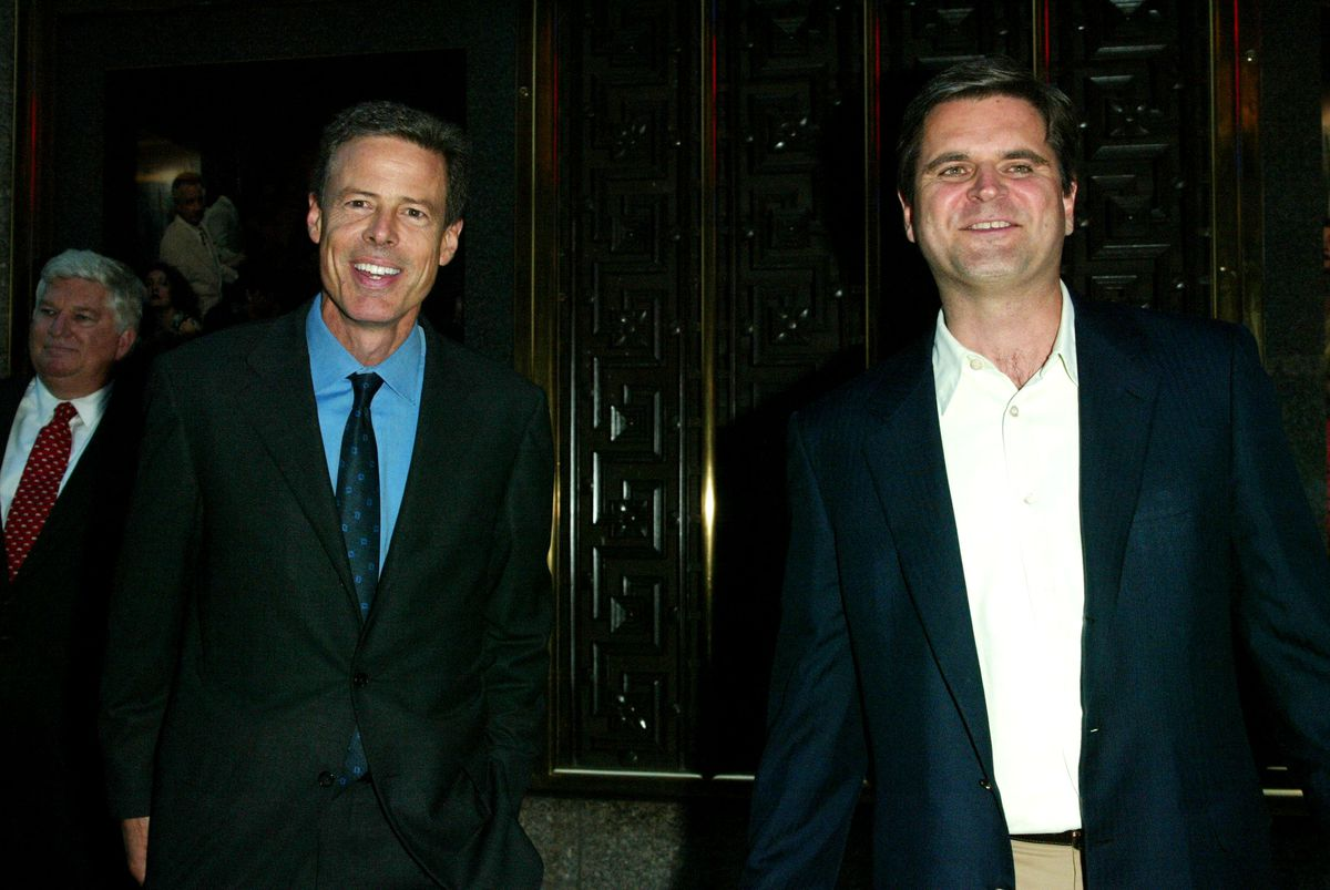 Jeff Bewkes and Steve Case