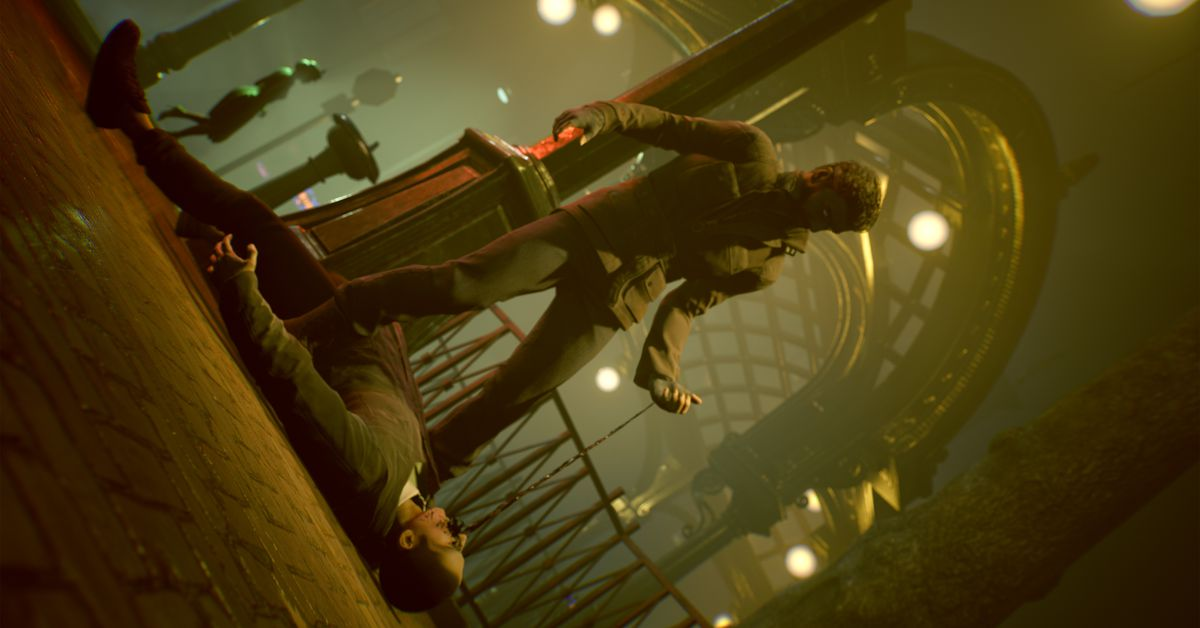 Vampire: The Masquerade – Bloodlines 2 announced that it