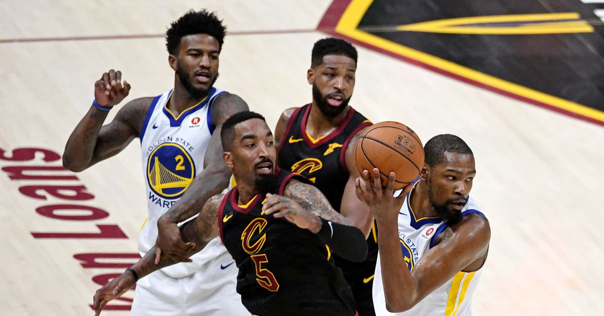 Kevin Durant dominates, Warriors take 3-0 series lead over ...