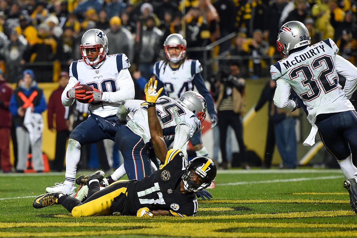 Steelers Patriots
