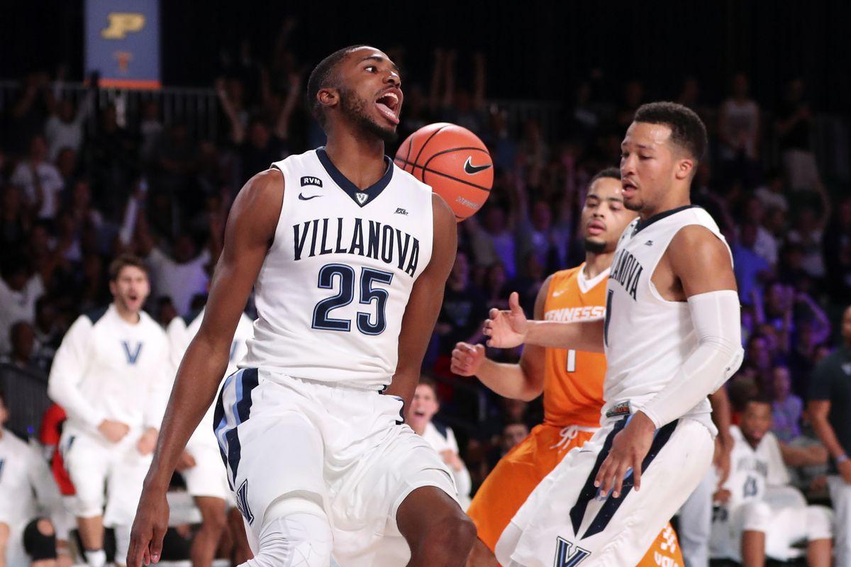 NCAA Basketball: Battle 4 Atlantis-Villanova vs Tennessee