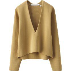 V-neck sweater, $39.90