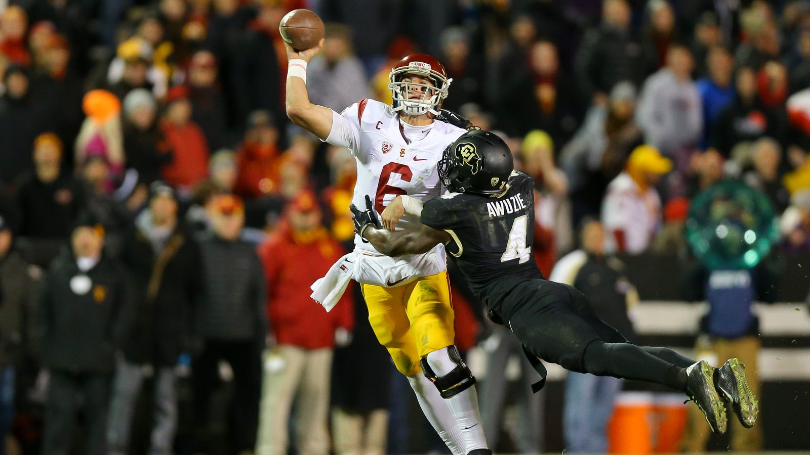 colorado buffaloes vs usc trojans game preview the