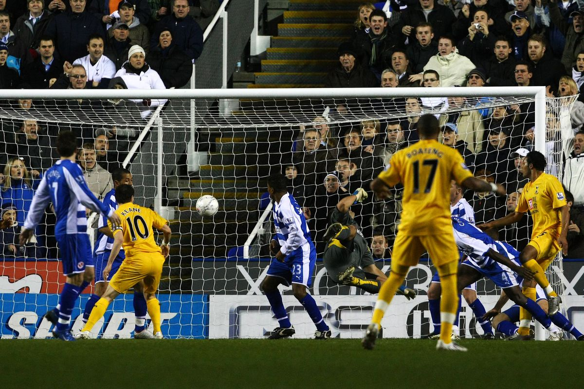 Reading v Tottenham Hotspur - FA Cup 3rd Round Replay