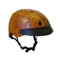 "<b>For the Citi Bike annual member bestie: Sawako Furuno</b> Brown Croc Bike Helmet, <a href=""http://www.cloakanddaggernyc.com/index.php?main_page=product_info&cPath=10_30&products_id=579&zenid=8lslqidvkpmjshios2bnvhqjq7"">$148</a> at Cloak & Dagger"