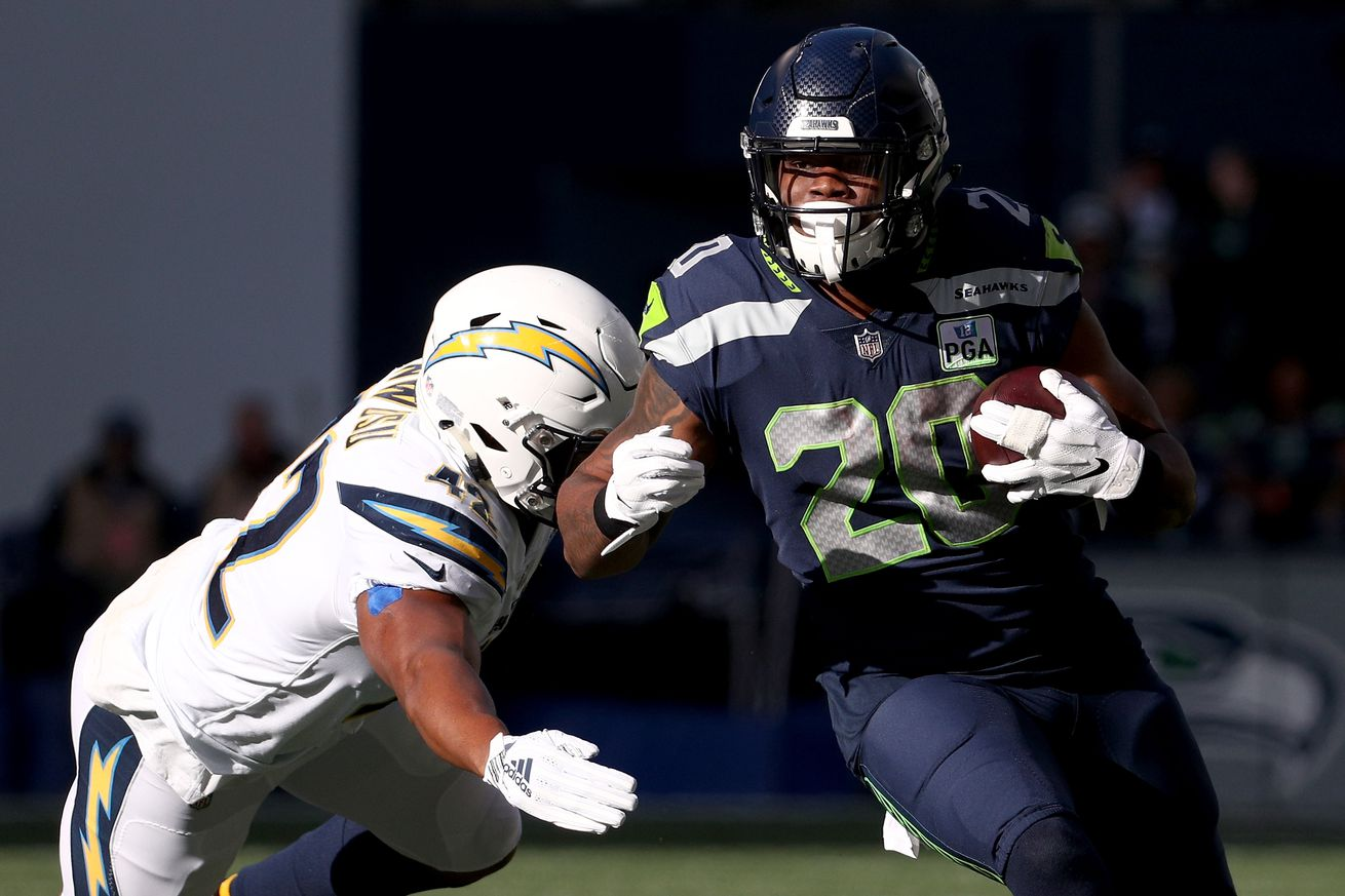 0f4780161 1 DAY AGO - Week 9 presented a difficult matchup for the Seattle Seahawks