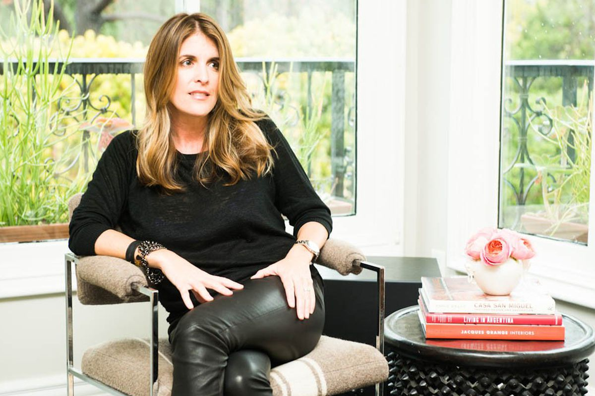 """Image via <a href=""""http://www.thecoveteur.com/andrea_stanford"""">The Coveteur</a>"""
