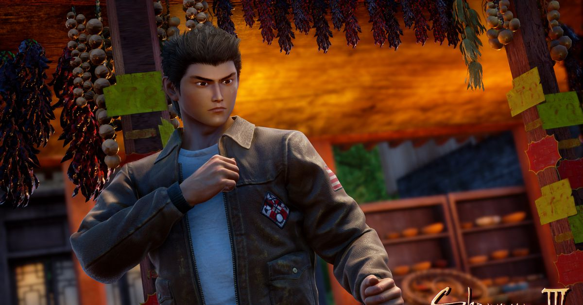 Sega Dreamcast darling Shenmue is becoming an anime series – The Verge