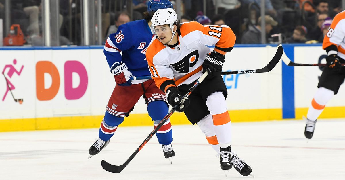 Flyers look for fifth straight win in divisional showdown with the Rangers 730e10713