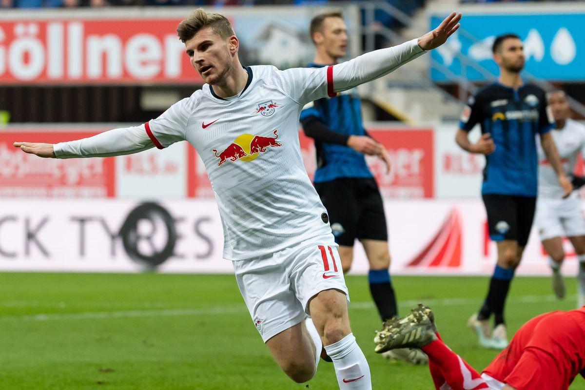 SC Paderborn 07 v RB Leipzig - Bundesliga
