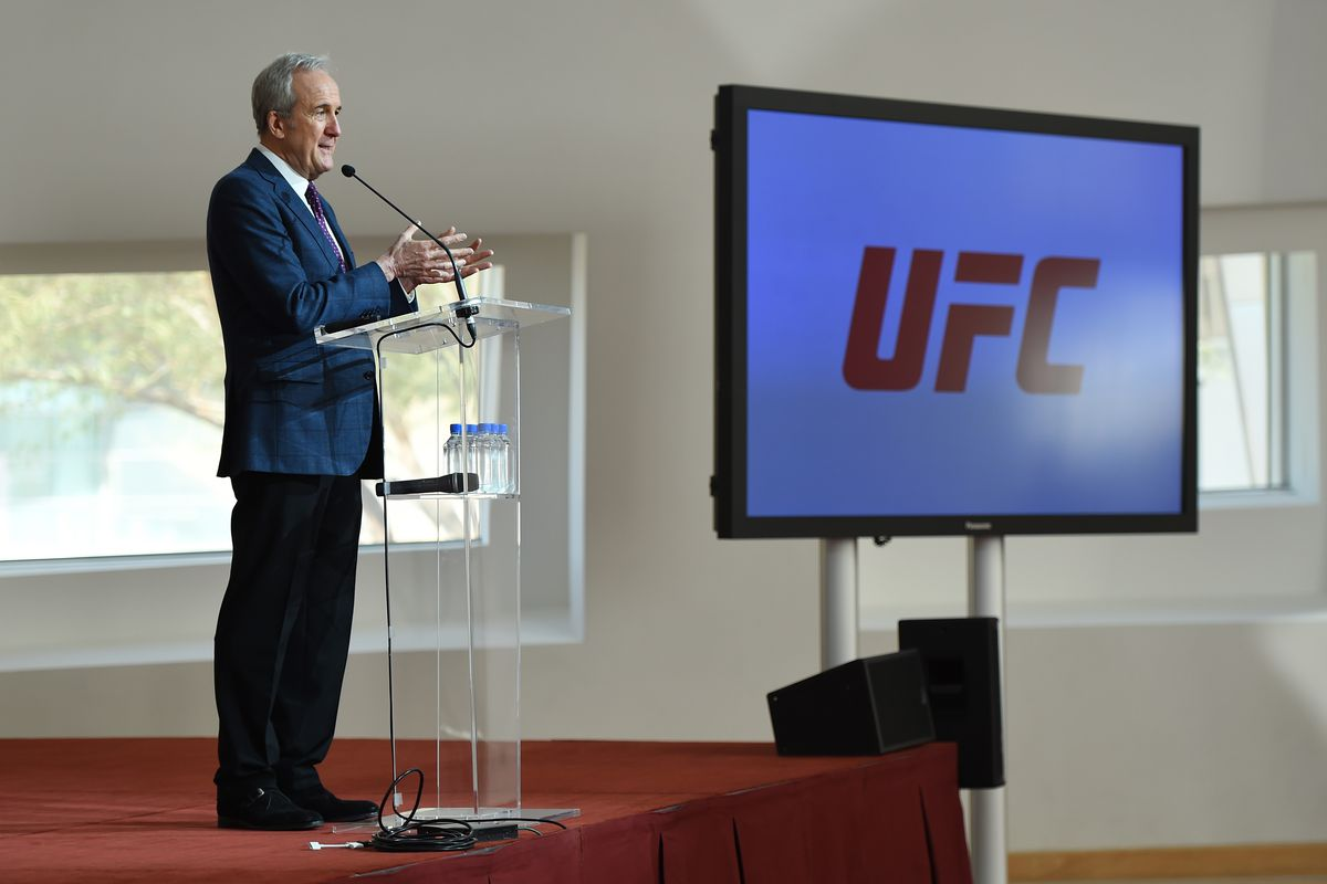 UFC & Cleveland Clinic Professional Fighters Brain Health Study Media Tour